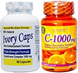 Ivory Caps Glutathione 60 Caps With Acor...