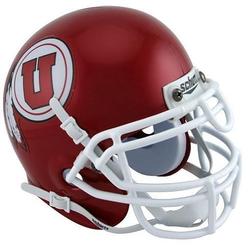 NCAA Utah Utes Collectible Mini Helmet by