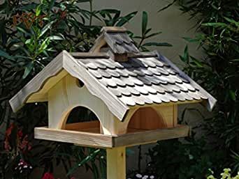 premium vogelhaus xxl mit nistkasten k bel voni5 lotus lefa at002 gro wetterfest premium. Black Bedroom Furniture Sets. Home Design Ideas