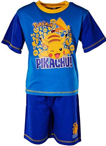 Pokmon-Pokemon-Pijama-Dos-Piezas-Para-Nio