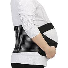 Intipal - Cintura di sostegno maternità – Fascia sostegno vita, fondoschiena, addome e pancia