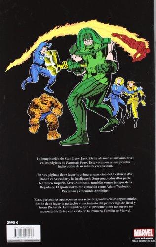 51IEgpoZUAL - Los Cuatro Fantásticos. A Través Del Universo