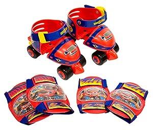 Blaze And The Monster Machine Blaze & Monster Machine Mini Roller con Protecciones Saica 2138