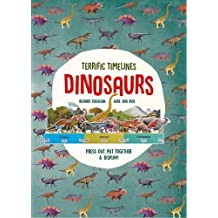Terrific Timelines: Dinosaurs: Press out, put together and display!