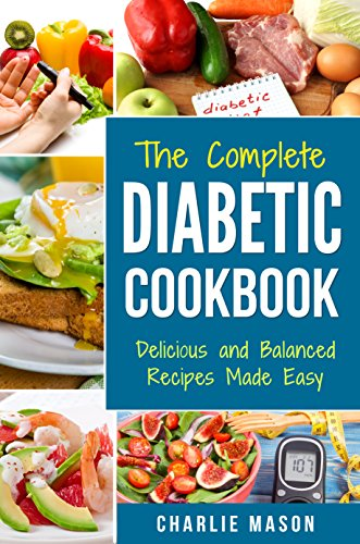 Diabetic cookbook healthy meal plans for type 1 type 2 diabetes diabetic cookbook healthy meal plans for type 1 type 2 diabetes cookbook easy healthy forumfinder Images