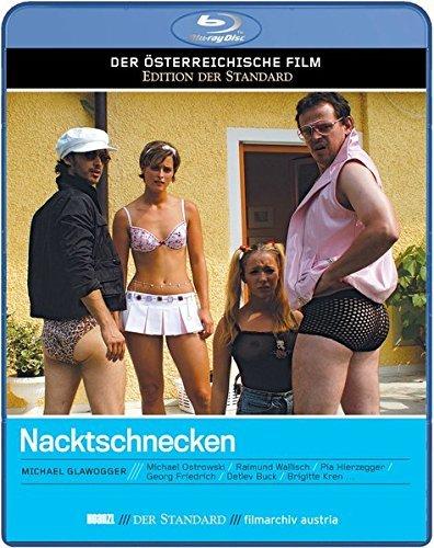 Slugs ( 2004 ) ( Nacktschnecken ) (Blu-Ray)