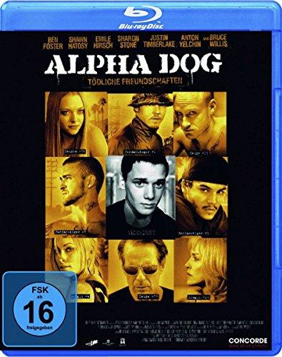 Alpha Dog - Tödliche Freundschaften [Blu-ray]