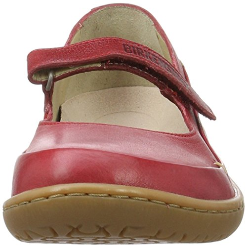 Birkenstock Iona, Mary Jane femme Rouge (Dark Red)