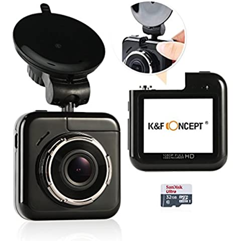 K&F Concept Car Dash Cam Video Recorder