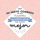 Grupo Erik Editores Mensajes - Calendario 2017, 24 x 24 cm