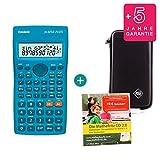 Casio FX-82SX Plus + Schutztasche + Lern-CD (auf Deutsch) + Erweiterte Garantie