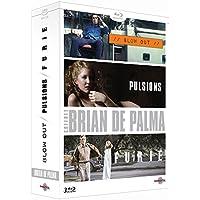 Coffret Brian De Palma: Blow Out + Pulsions + Furie
