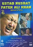 Ustad Nusrat Fateh Ali Khan - Qawwal & Party Vol 6 Live At The Dorchester Hotel London 1993