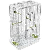 Vision Cage M02 pour les Oiseaux 61x38x88 cm