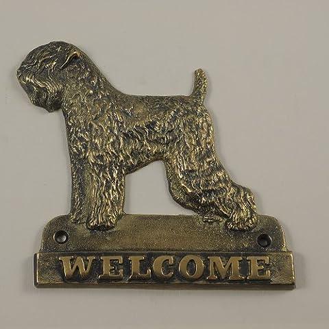 TerrierRuso Negro, perro bienvenido, ArtDog