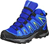 Salomon Unisex Kids' X-Ultra Mid GTX J Low Rise Hiking Boots