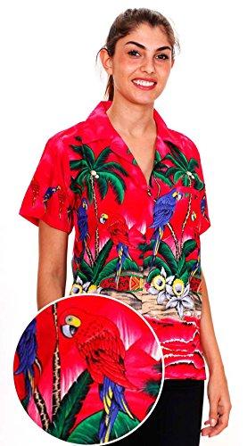 VHO-Camisas-para-mujer-rosa