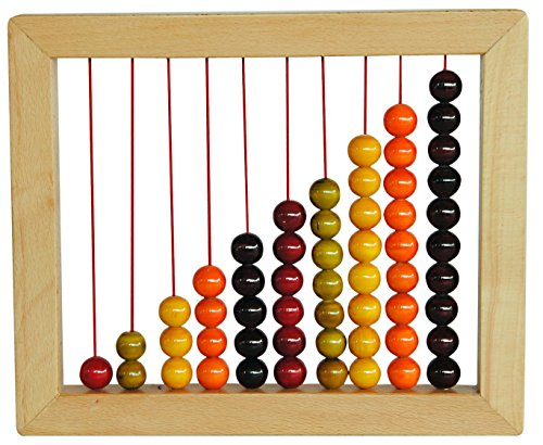 eco child eco child kids learning Abacus wooden toy