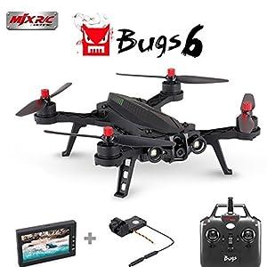 Studyset RC Multirotors MJX Bugs 6 B6 Professional Racing RC Drone HD 720P FPV Live Video Quadcopter