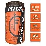 Fitup Life Nutrition Advance Pro Pre workout, Mix fruit 450 gm, Mix fruit