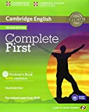 Complete First for Spanish Speakers Student's Pack with Answers (Student's Book with CD-ROM, Workbook with Audio CD) Second Edition