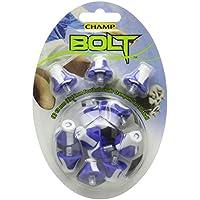 Champ Bolt Footbal Studs - Blue/White