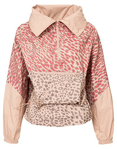 adidas by Stella McCartney da Donna Starter WB Gilet/Giacca Rose X-Small