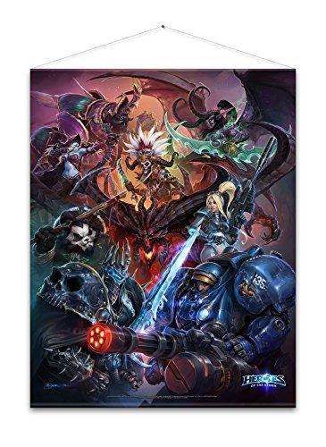 Heroes-of-the-Storm-Wallscroll-Heroes
