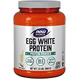 Now Sports NOW Sports Eggwhite Protein Vanilla Creme Powder 1.5-Pound