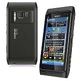 Nokia N8 - Movistar Freien Handy schwarz