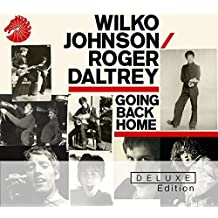 Going Back Home [2 CD][Deluxe Edition] by Wilko Johson & Roger Daltrey