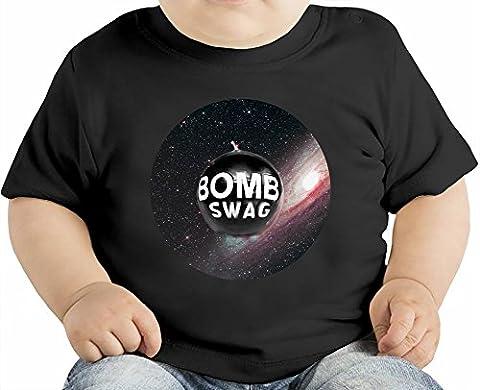 Bomb swag T-shirt Organique Bébé 12 - 18 Months