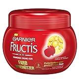 Garnier Fructis Farbbeschützer Nährende Creme-Kur Haarmaske, 1er Pack (1 x 300 ml)