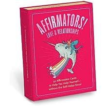 Knock Knock Love & Relationships Affirmators Deck (Cards)