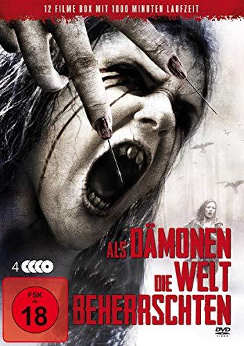Als Dämonen die Welt beherrschten - 12 Filme auf 4 DVDs Preisvergleich