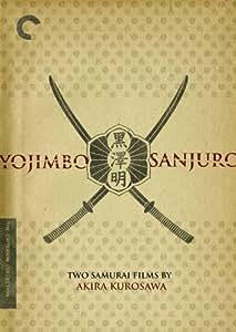 Criterion Collection: Yojimbo & Sanjuro: Two Films [DVD] [1961] [Region 1] [US Import] [NTSC]