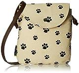 #9: Kanvas Katha Women's Handbag (Ecru) (KKSNPB001)
