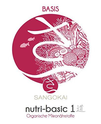 Sangokai sango nutri-basic BASIS-System Version 2 Komponente #1 500ml - Basis-komponente