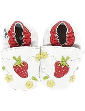 HOBEA-Germany Krabbelschuhe Erdbeere