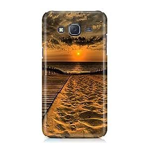 Hamee Designer Printed Hard Back Case Cover for Samsung Galaxy J5 2015 Edition Design 3315