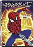 Spider-Man Animated Series: Mutant Menace [DVD] [Region 1] [US Import] [NTSC]