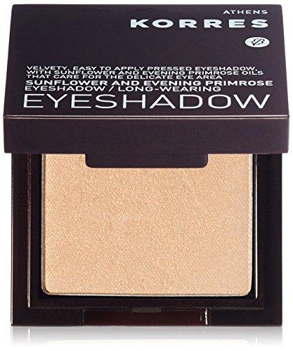 Korres Sunflower and Primrose Eyeshadow,1.8g (Die Augen, Empfindlichen Schimmern Augen Die)