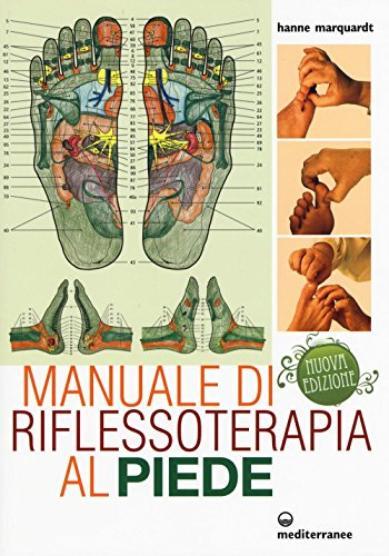manuale di riflessoterapia al piede