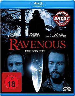 Ravenous - Friß oder stirb [Blu-ray]