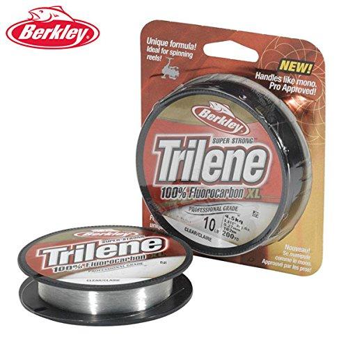 Berkley Trilene - 100{eaf4deaea688cd6c7296fe301500641afc5672480ab8fdd98060f216923c2b6d} Fluorocarbon XL 50M 0.50MM