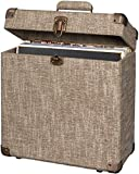 Best Crosley Vinyl Albums - Crosley CR401-HA Record Carrier Case for 30+ Albums Review