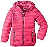 CMP Mädchen Daunenjacke, Pink Fluo/Caviale, 176, 3Z16025