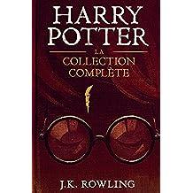Harry Potter: La Collection Complète (1-7) (La série de livres Harry Potter)
