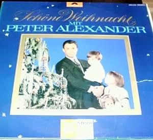 sch ne weihnachten mit peter alexander vinyl lp peter. Black Bedroom Furniture Sets. Home Design Ideas