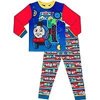 The Pyjama Factory Boys Thomas The Tank Engine Colourful Pyjamas W18